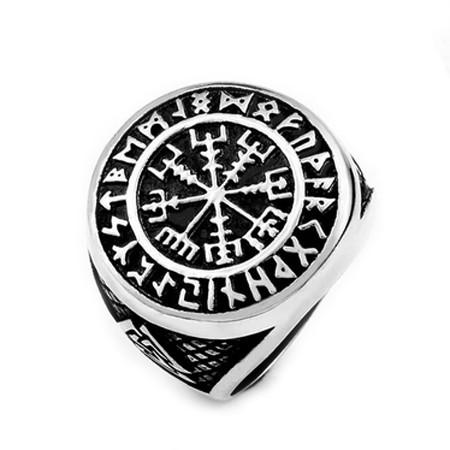 Перстень Вегвизир в Руническом Круге