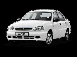 Тюнинг Chevrolet Lanos Sedan 2005-2009