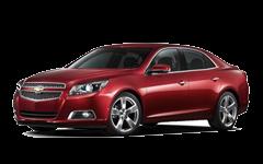 Тюнинг Chevrolet Malibu 2012-2014