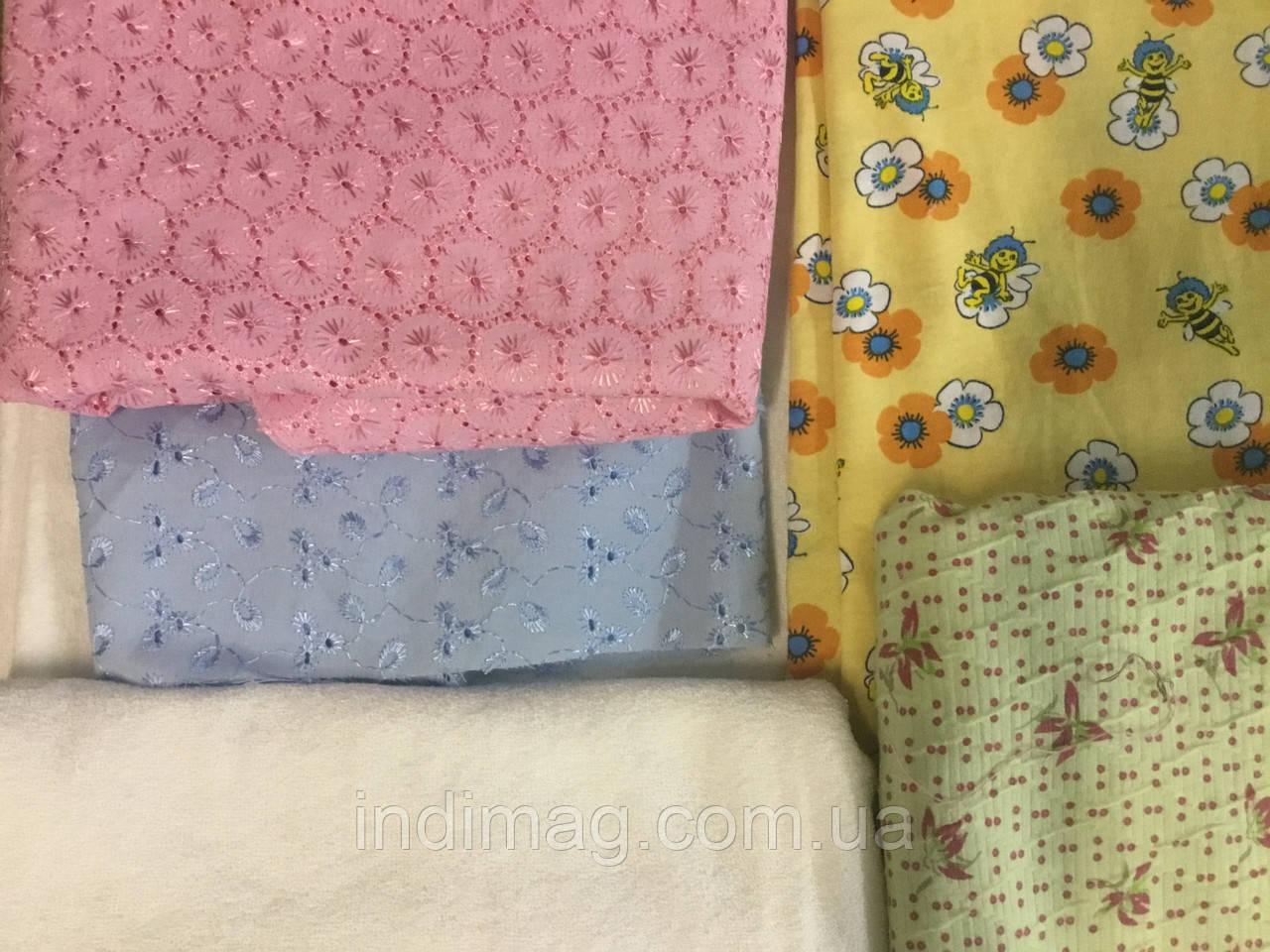 Набор тканей для детских вещей