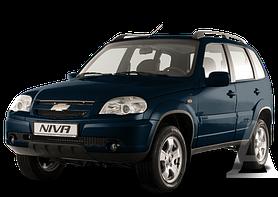 Тюнинг Chevrolet Niva Bertone