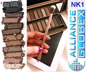 Косметика макияж NK1 палитра тени для век палитра 12 цветов