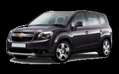 Тюнинг Chevrolet Orlando 2010-2015