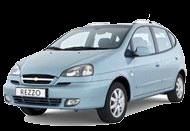 Тюнинг Chevrolet Rezzo 2004-2008
