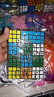 Брелок на ключі Кубик Рубіка 3х3 см, в упак.12 шт