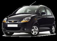 Тюнинг Chevrolet Spark 2005-2010