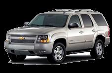 Тюнинг Chevrolet Tahoe GMT900 2006-2014гг