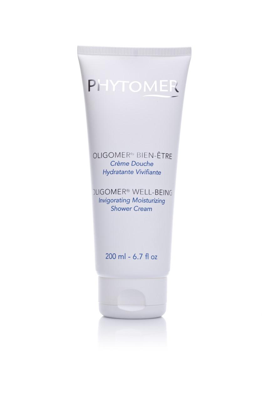 Гель-крем для душа Phytomer Oligomer Well-Being Invigorating Moisturizing Shower Cream