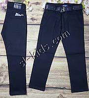 Школьные штаны,джинсы для мальчика 9-12 лет(темно синие) опт пр.Турция