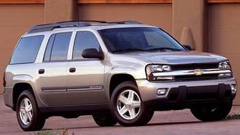 Тюнинг Chevrolet Trailblazer GMT360 2001-2004