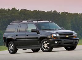 Тюнинг Chevrolet Trailblazer GMT800 2002-2012гг