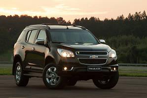 Тюнинг Chevrolet Trailblazer 2012+
