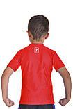 Футболка компрессионная BERSERK MARTIAL FIT red (размеры в ассортименте), фото 2