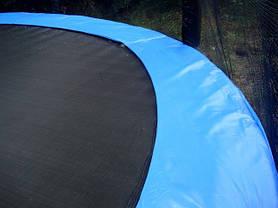 Батути 244 см + захисна сітка, фото 2