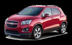 Тюнинг Chevrolet Tracker 2012+