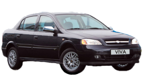 Тюнинг Chevrolet Viva 2004-2008