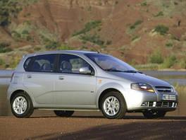 Тюнинг Chevrolet Kalos Нatchback 2003-2008
