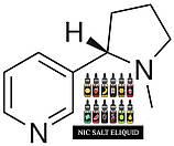 Жидкости на солевом никотине