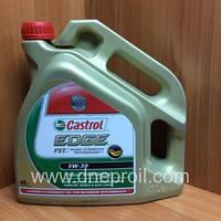 Моторное масло Castrol EDGE FST 5W-30 4 л.