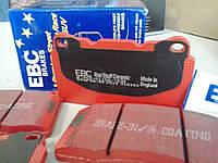 Тормозные колодки EBC (страна производитель Англия), фото 1