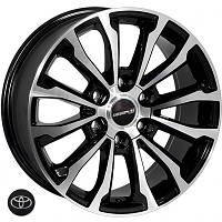 Литые диски Zorat Wheels 5312 R18 W7.5 PCD6x139,7 ET25 DIA106.1 BP