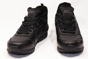 Зимние кроссовки  (на меху)мужские Asics Gel Lite 3 (реплика) 8-156