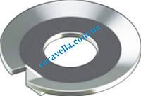 DIN 432, шайба стопорная с носиком из нержавеющей стали