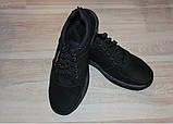 Туфли мужские черные 40-45 р черные (Львов) арт 12К, фото 2