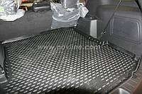 Коврик в багажник FORD EXPLORER с 2011- , цвет:черный ,производитель NovLine
