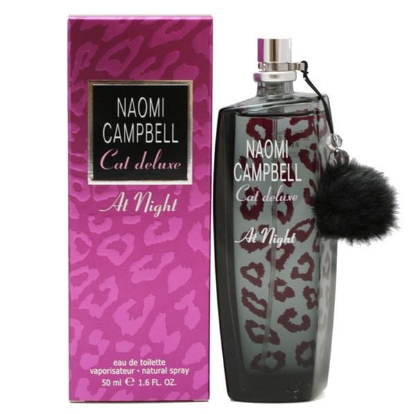 Женская туалетная вода Naomi Campbell Cat Deluxe At Night (75 мл )