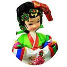 Корейская кукла «Красавица в традиционной одежде», фото 2