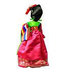 Корейская кукла «Красавица в традиционной одежде», фото 6