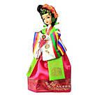 Корейская кукла «Красавица в традиционной одежде», фото 3