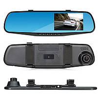 Автомобильный видеорегистратор зеркало DVR-138 с 1 камерой   видеорегистратор в машину, фото 2