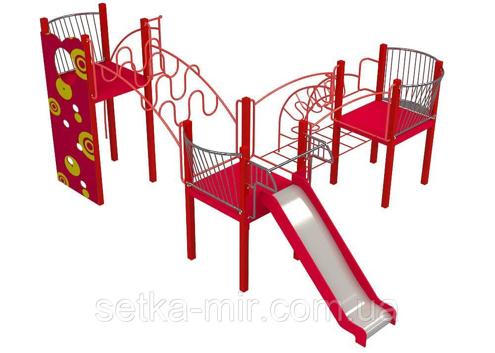 Детский комплекс Осьминог
