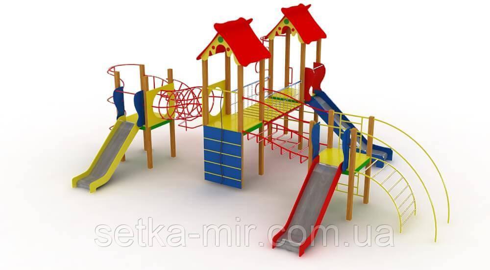 Детский комплекс Крабик