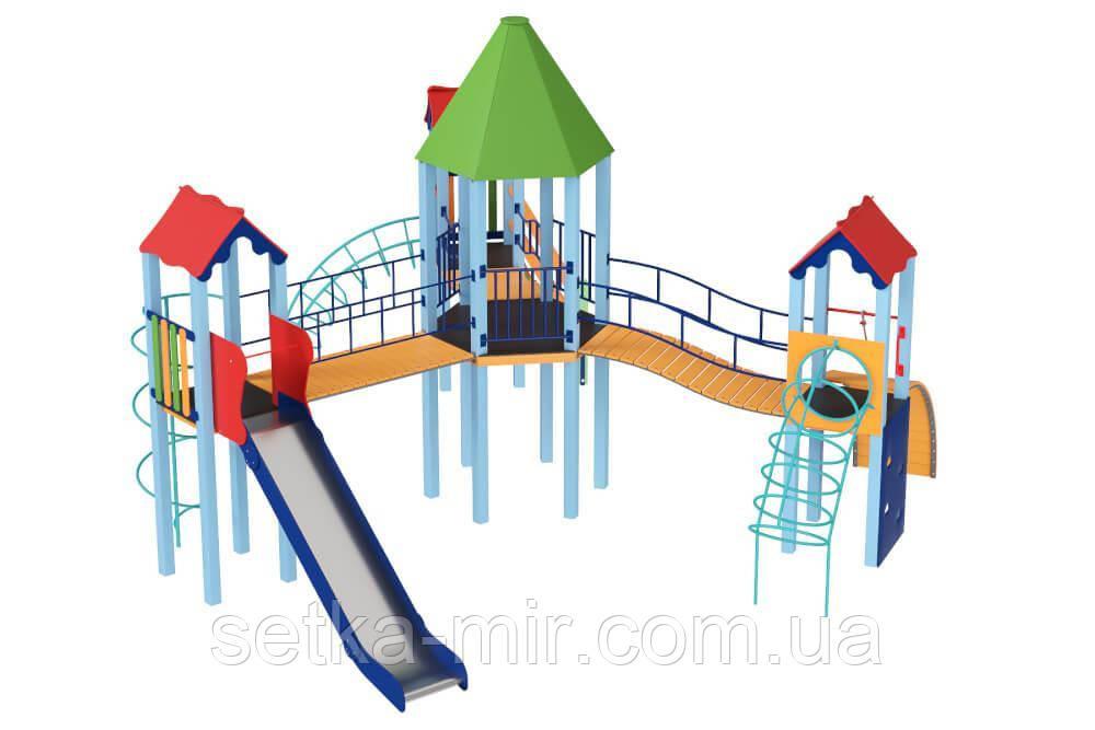 Детский комплекс Шестигранник