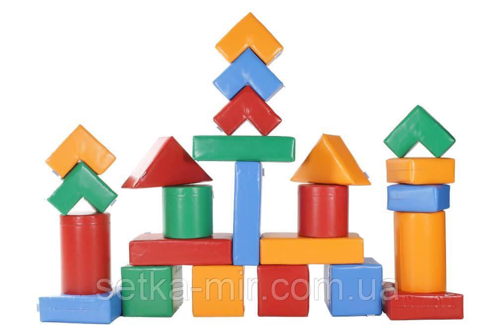 Конструктор Дитячий Будівельник 2