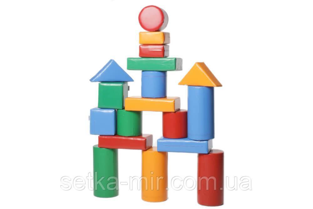 Конструктор Дитячий «Будівельник 4 Міні»