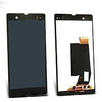 Sony L36  LCD, модуль, дисплей с сенсорным экраном