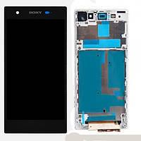 Sony L39T LCD, модуль, дисплей с сенсорным экраном с рамкой в сборе