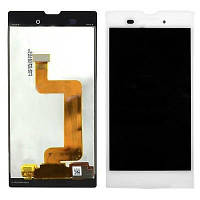 Sony Xperia T3 M50W white  LCD, модуль, дисплей с сенсорным экраном