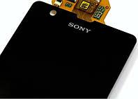 Sony Xperia ZR M36h  LCD, модуль, дисплей с сенсорным экраном