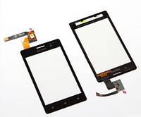 Sony Xperia go ST27 тачскрин, сенсорная панель, cенсорное стекло