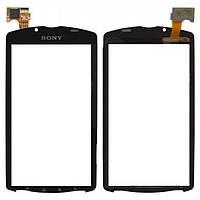 Sony Xperia neo L MT25 тачскрин, сенсорная панель, cенсорное стекло