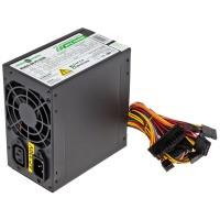 Блок питания LOGICPOWER 400W GreenVision GV-PS ATX S400/8 Black