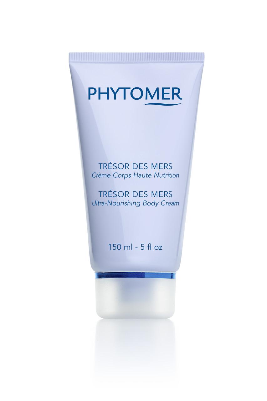 Высокопитательный крем для тела Phytomer Tresor des Mers Ultra-Nourishing Body Cream