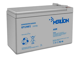 Аккумуляторная батарея  MERLION AGM GP1290F2