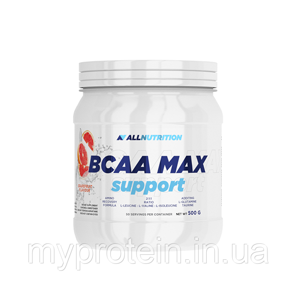 All Nutrition BCAA MAX Support Instant 500 g