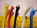 Сетка-гаситель для футзала, гандбола «ЭКСКЛЮЗИВ» желто-синий (комплект из 2 шт.), фото 2